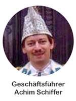 Geschäftsführer Achim Schiffer